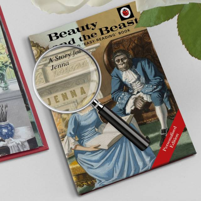 Beauty and the Beast: A Ladybird Personalised Book
