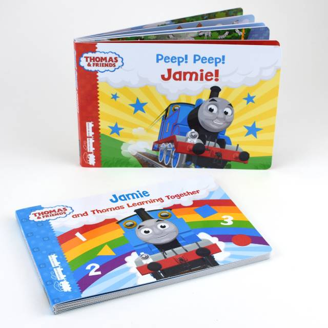 Dual Box-set Thomas and Friends Board Books