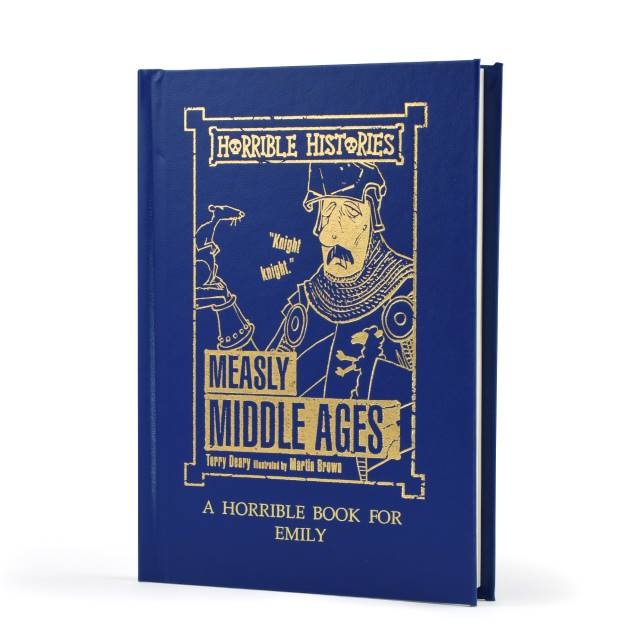 Horrible Histories Measly Middle-Ages
