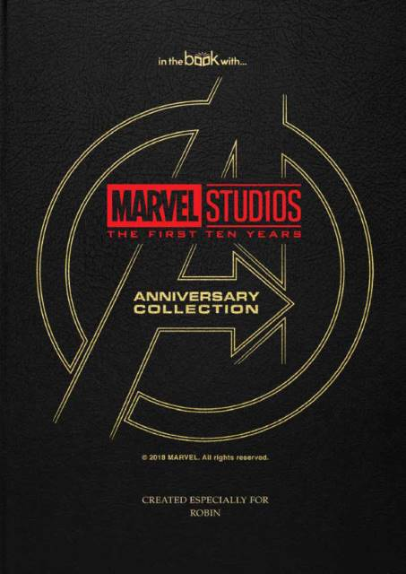 Marvel 10 Year Anniversary Collection - Standard