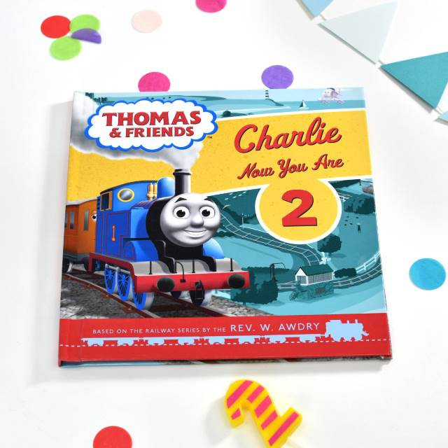Thomas and Friends Birthday Book - Softback