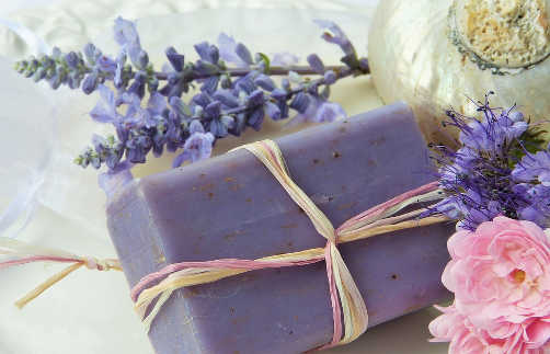 Handmade Soap Category Image