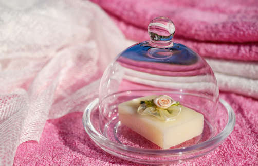 Handmade Solid Shampoo Category Image