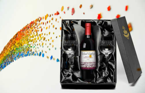 Personalised AC Red Wine Gift Sets Category Image