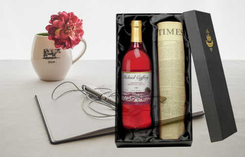 Personalised AC Rosé Wine Gift Sets Category Image