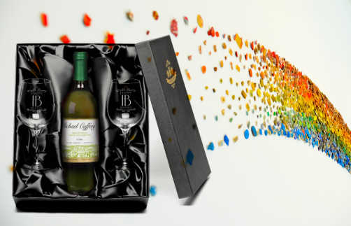 Personalised AC White Wine Gift Sets Category Image