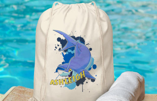 Personalised Drawstring Bags Category Image