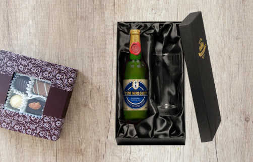 Personalised Lager Gift Sets Category Image