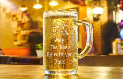 Personalised Tankards Category Image