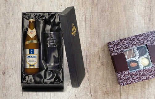 Personalised Wheat Beer Gift Sets Category Image