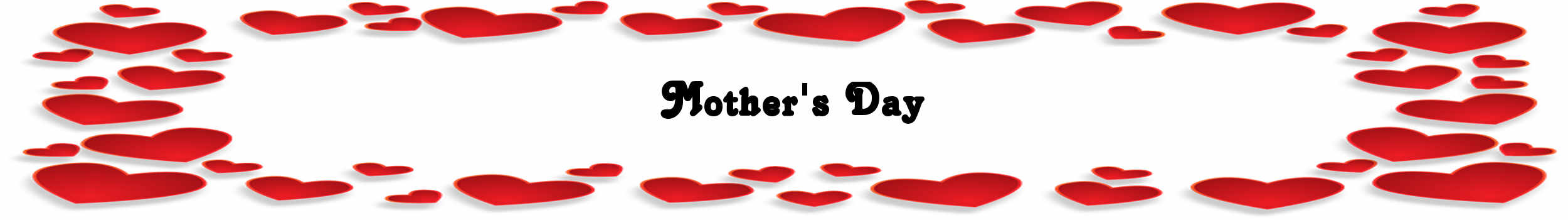 Mothers Day Occasion Banner
