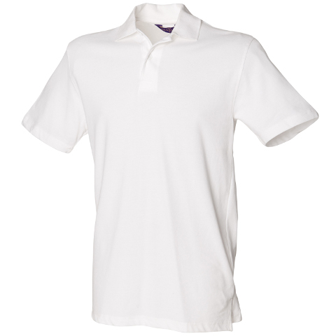 Henbury Stretch Pique Polo Shirt