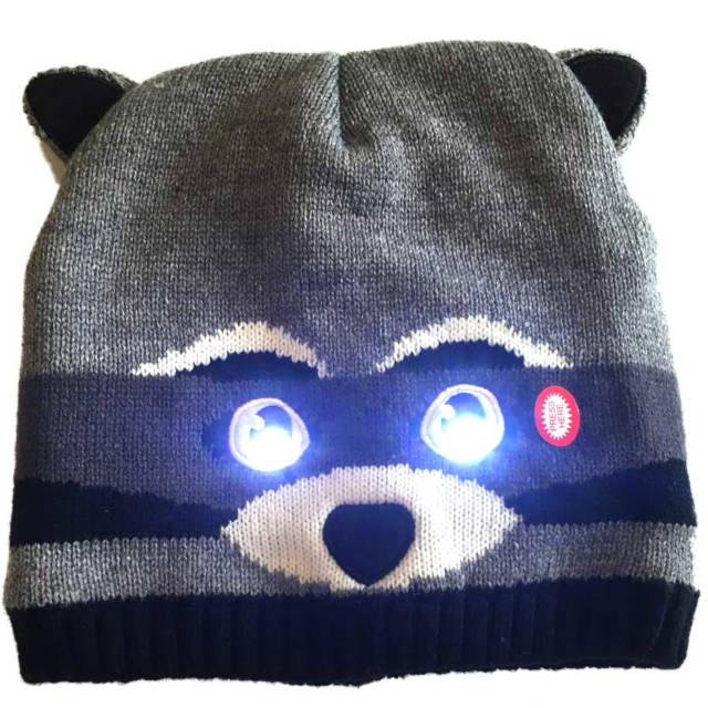 Bright Eyes Hats Rusty The Raccoon
