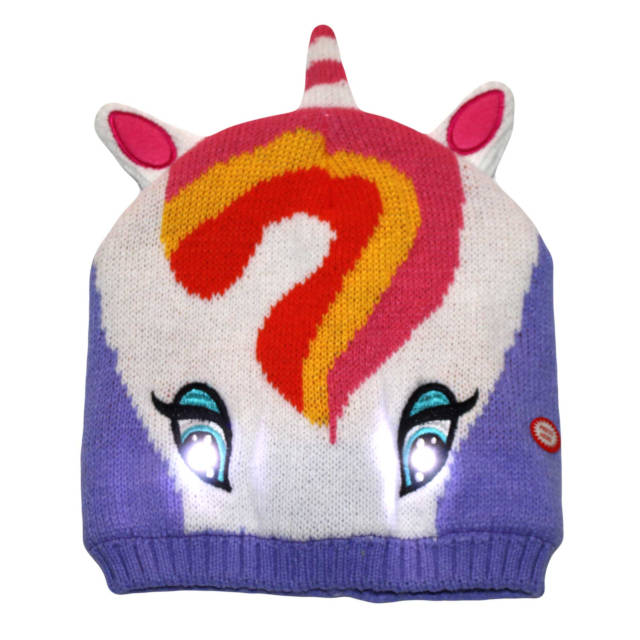 Bright Eyes Hats Una The Unicorn