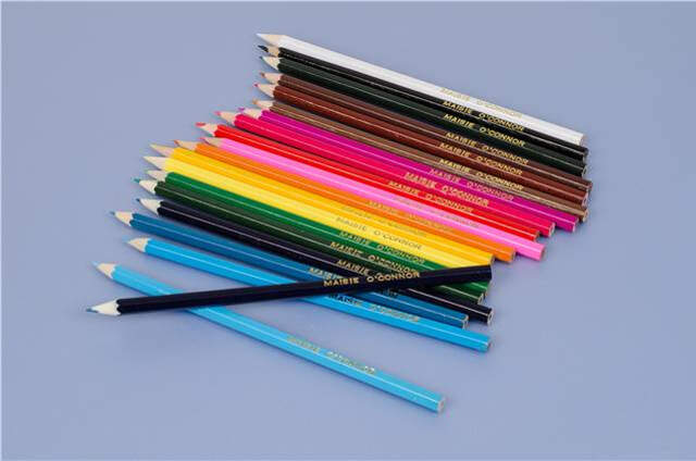 20 Colouring Pencils