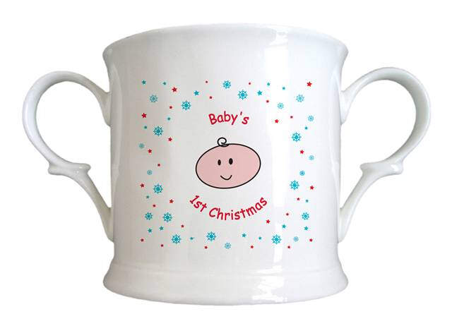 Baby's 1st Cartoon Bone China Loving Cup