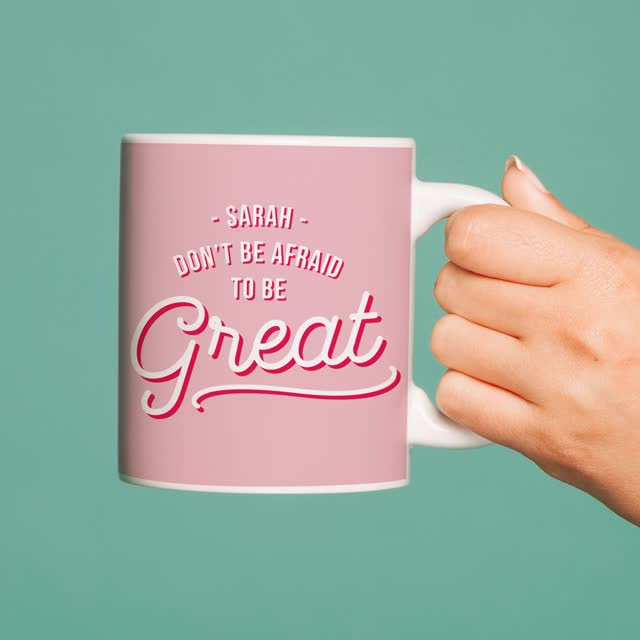 Be Great Mug