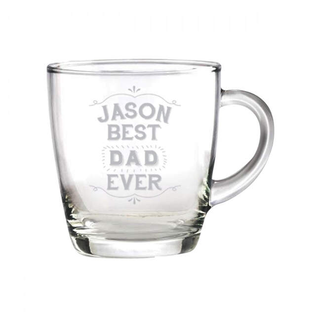 Best Ever Glass Mug