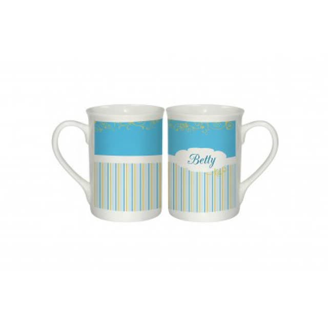 Bone China Elegance Mug