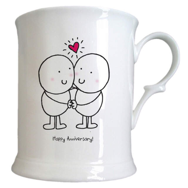 Chilli & Bubble's Anniversary Half Pint Tankard