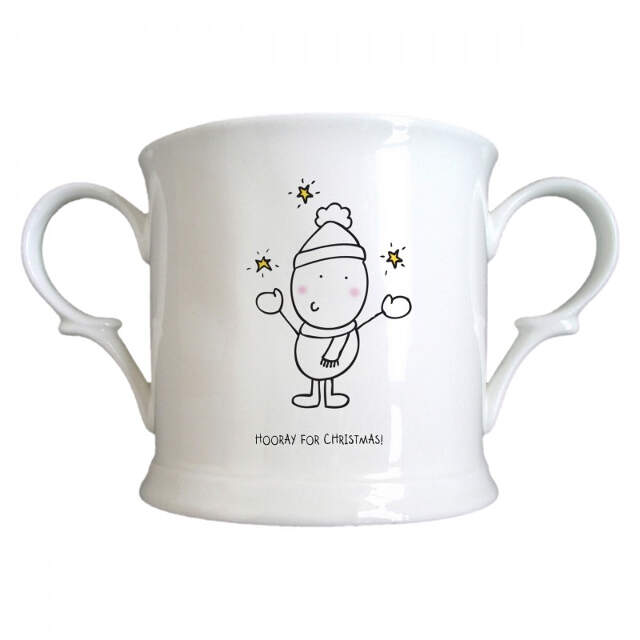 Chilli & Bubble's Generic Christmas Mug Loving Cup