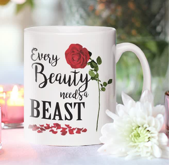 Every Beauty Mug