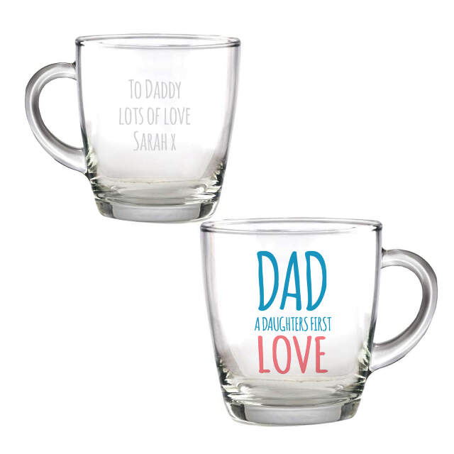 First Love Glass Mug
