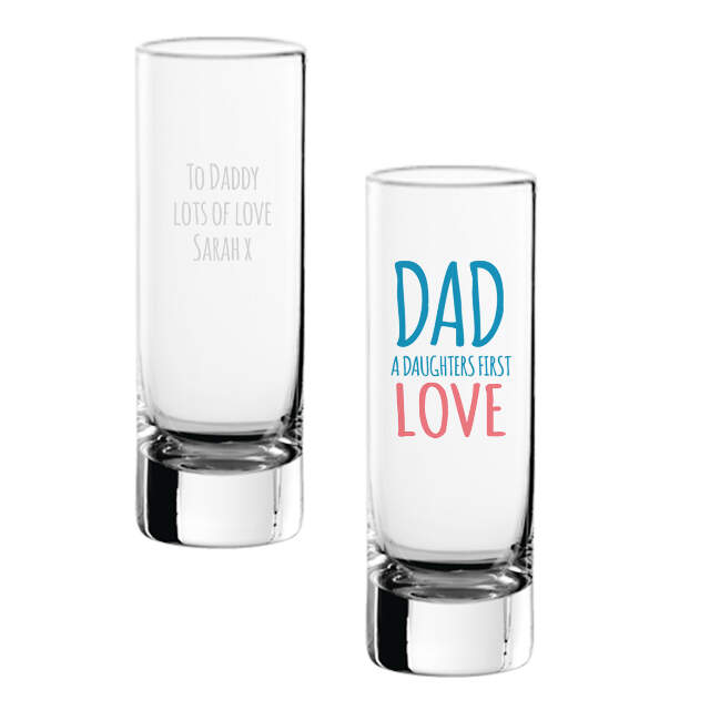 First Love Shot Glass