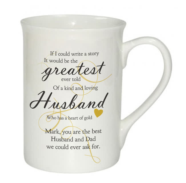 Greatest Story Windsor Mug