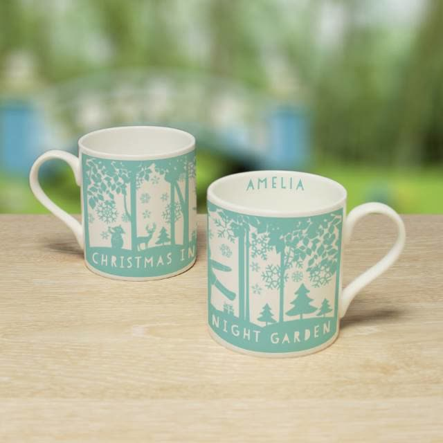 In The Night Garden Snowtime Balmoral Mug