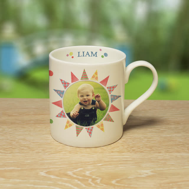 Makka Pakka Photo Mug