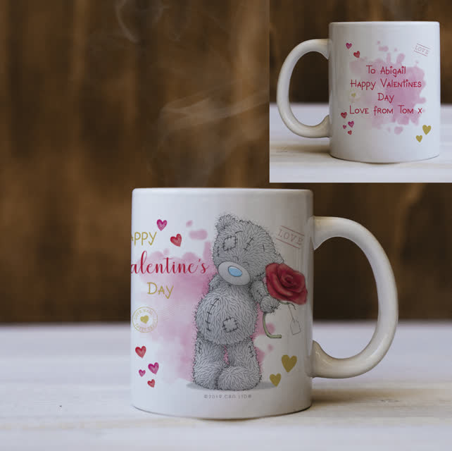 Me To You Valentine's Mug