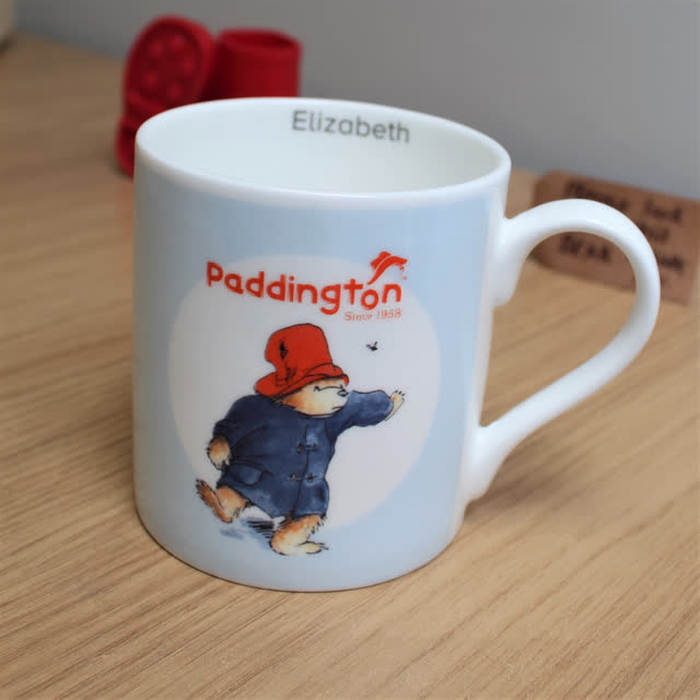 Paddington Bear Balmoral Mug