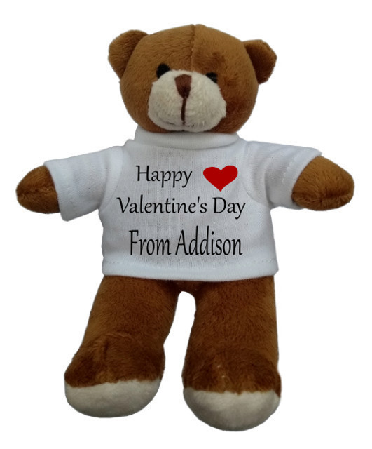 Personalised Teddy Bear Happy Occasion