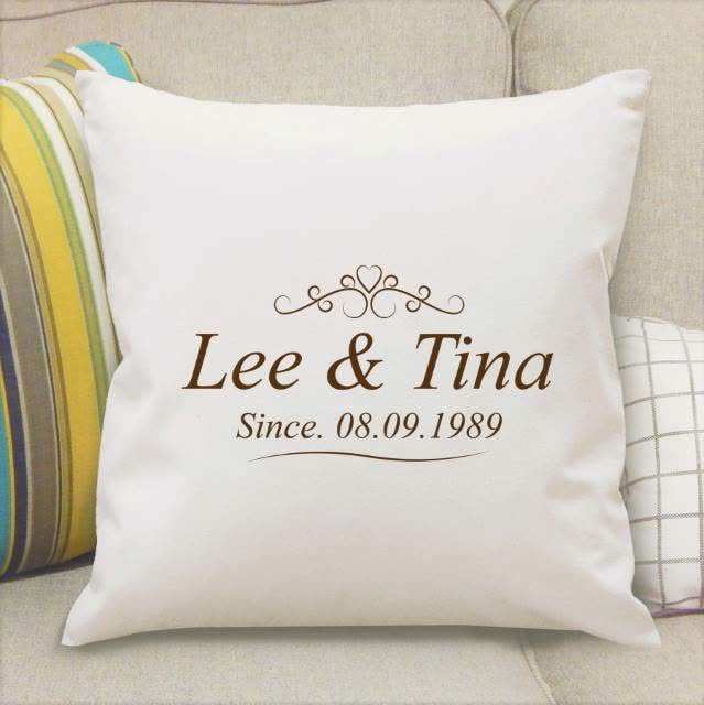 Since Cushion Cover