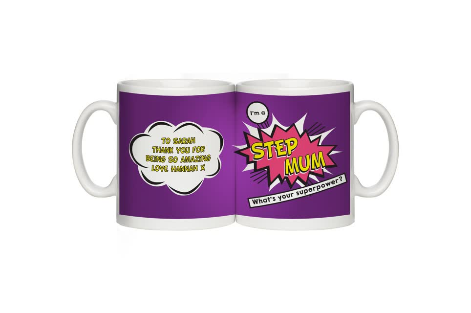 Super Step-Mum Mug
