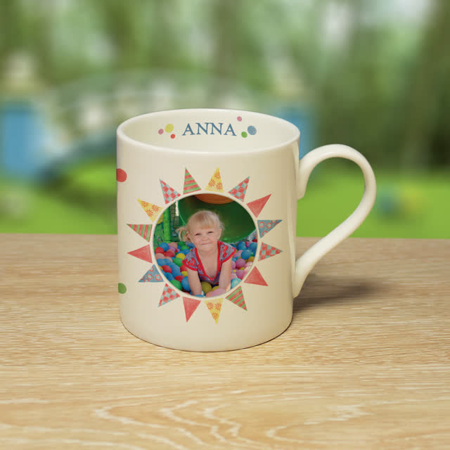 Upsy Daisy Photo Mug