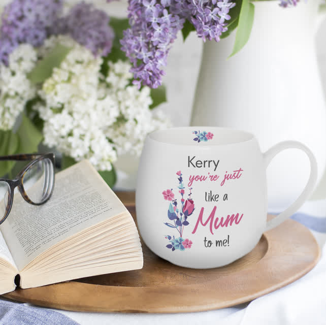 You're Just Like A Mum To Me Hug Mug